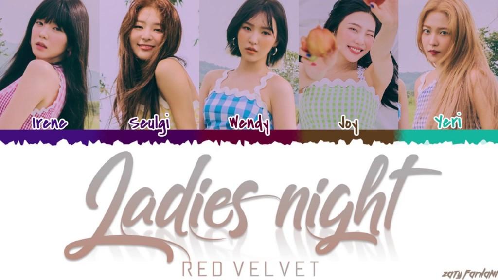 RED VELVET (레드벨벳) - LADIES NIGHT Lyrics [Color Coded_Han